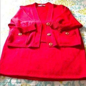 St. John separates collection skirt set